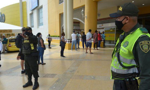 Alcalde de Cartagena decreta nuevas medidas para ciudad por tercera ola de la pandemia
