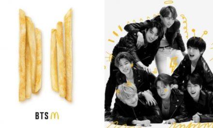 McDonald's lanzará el menú 'BTS MEAL' en colaboración con banda de k-pop