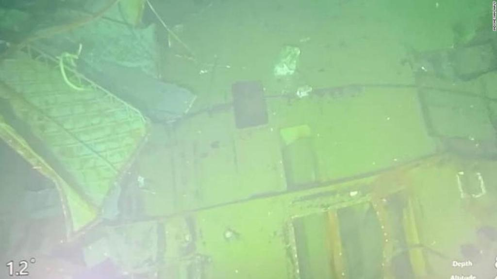 Muertos los 53 tripulantes del submarino indones Nanggala