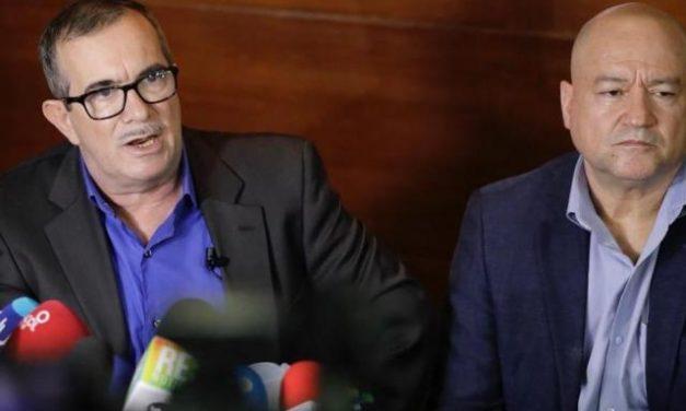"""""""Era una política de financiación"""" La Farc acepta responsabilidad de los secuestros durante el conflicto armado"""