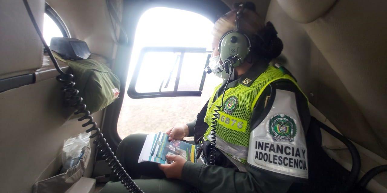 Autoridades intensifican búsqueda de Alexandrith Sarmiento