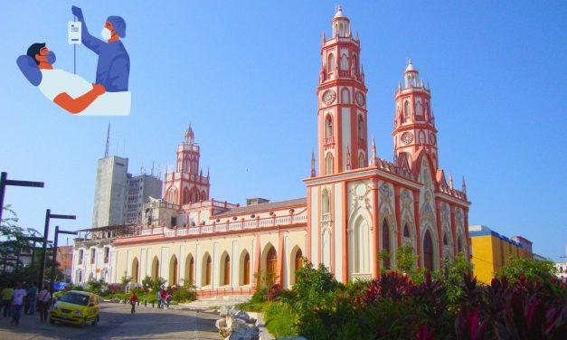 Barranquilla sigue registrando altos contagios por Covid-19