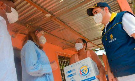 Bolívar como primero en eficiencia de aplicación de la vacuna contra el Covid-19