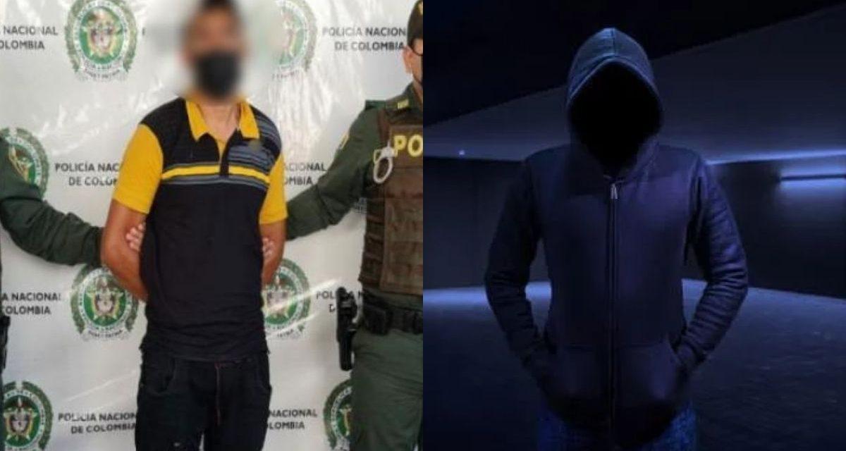 Capturan a hombre que asesinó a ocho personas en Huila