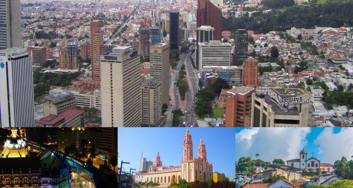 Cuatro ciudades de Colombia en cuarentena obligatoria
