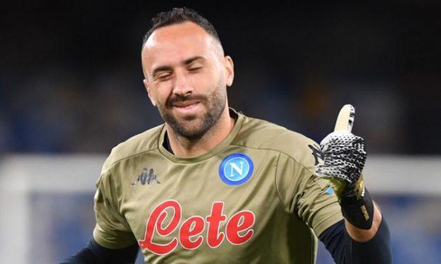 David Ospina, de vuelta a los entrenamientos grupales con el Napoli
