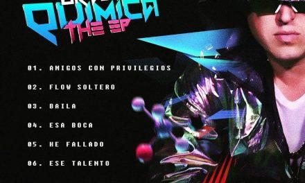 "Dr Vega presenta su producto musical ""Quimica The Ep"""