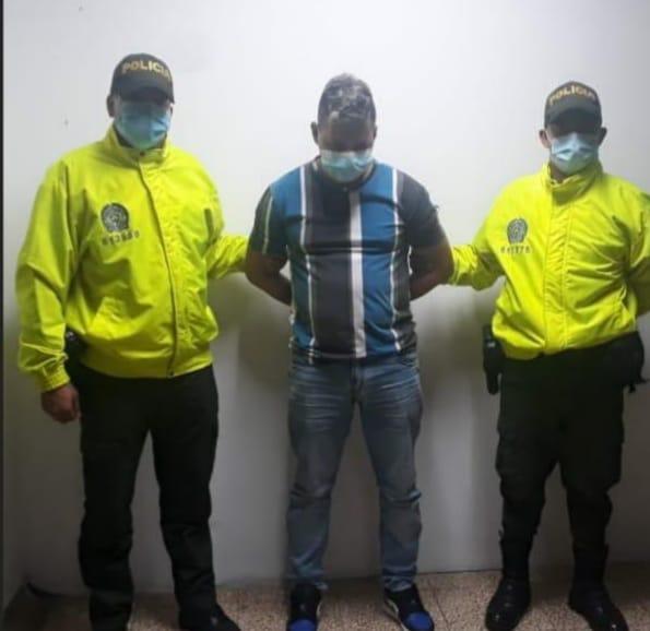 """Capturado alias """"Gonzalo"""" presunto responsable de articular extorsiones en Barranquilla"""