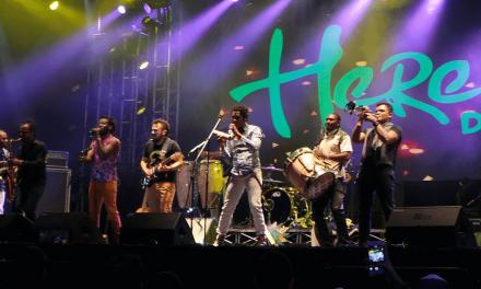 Gran gira nacional de la agrupación Herencia de Timbiquí