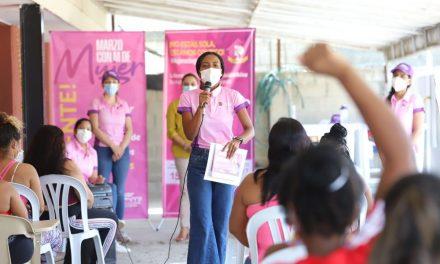 En Bolívar las mujeres son importantes