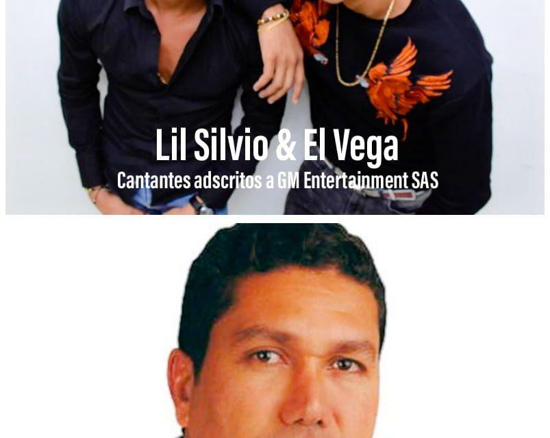 GM ENTERTAINMENT S.A.S. reafirma relación comercial con Lil Silvio y The Vega