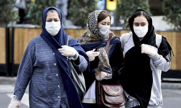 Cuarto pico de Covid-19 en Irán obliga a realizar un cierre parcial
