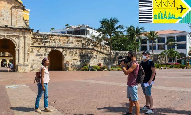 """El equipo de """"Madrileños por el Mundo"""" visita Cartagena, la ciudad heroica"""