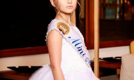 María Paula Veloza, una niña de 10 años que promueve valores sociales
