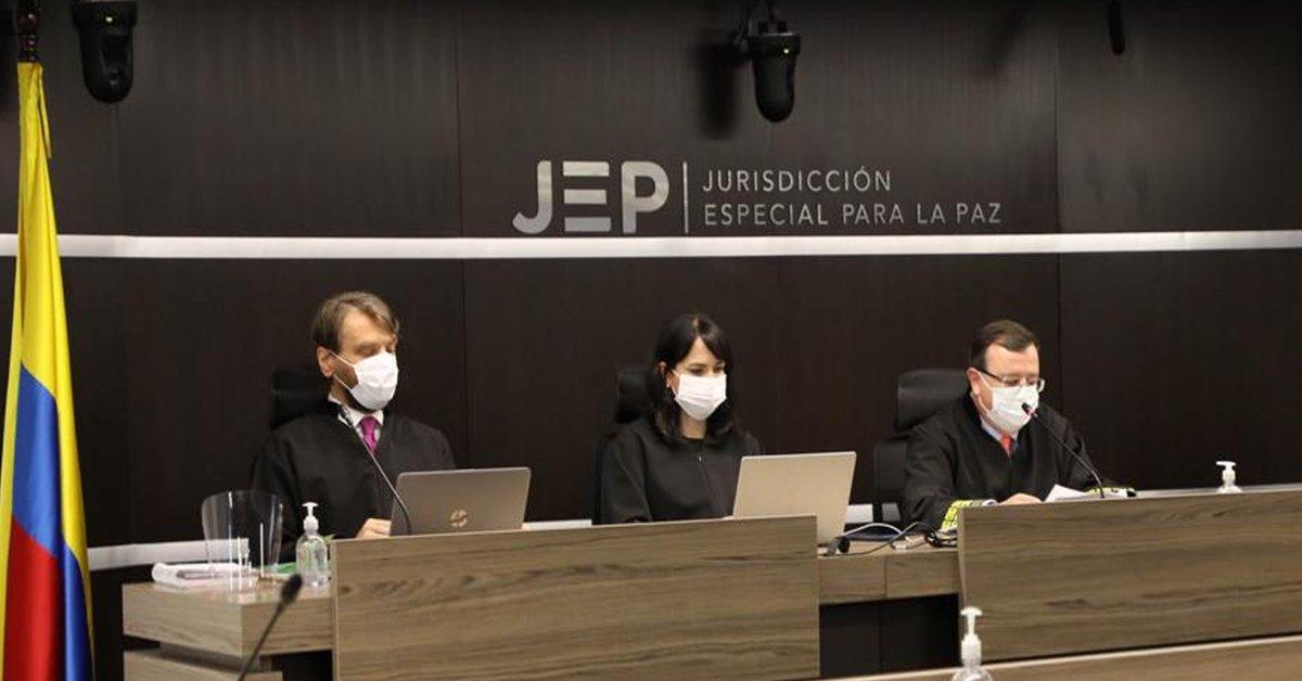 Magistrado de la JEP es denunciado por acoso sexual