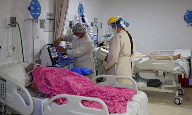 Se declara Alerta Roja hospitalaria en Bolívar por aumento en ocupación de camas UCI