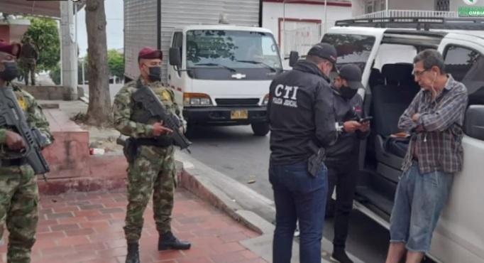 Desarticulan red de tramitadores de nacionalidades falsas en Colombia