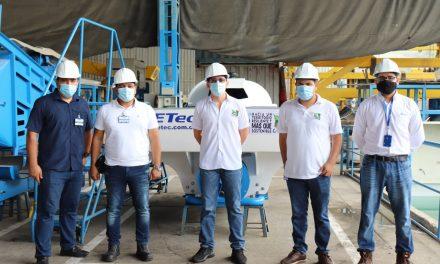 Cardique adquirió bomba axial para el cuidado de los cuerpos hídricos