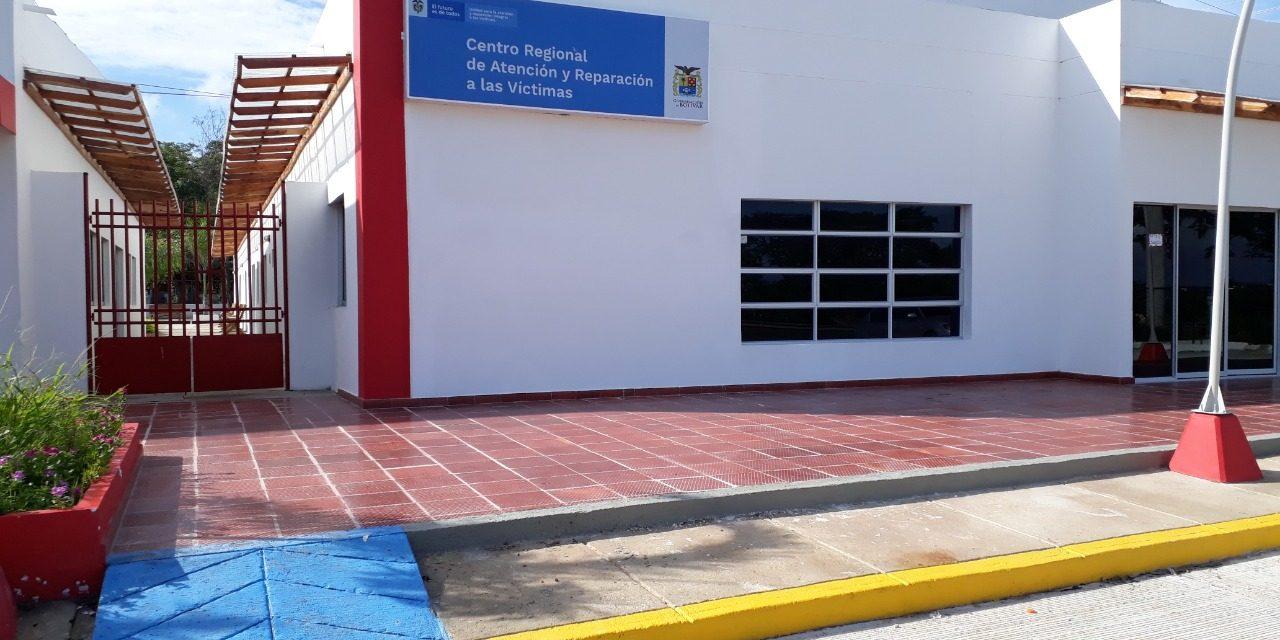 Suspenden la atención presencial en el Centro Regional de Atención a Víctimas de Cartagena
