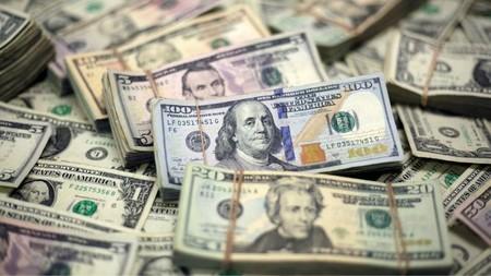 El dólar supera nuevamente la barrera de los $3700