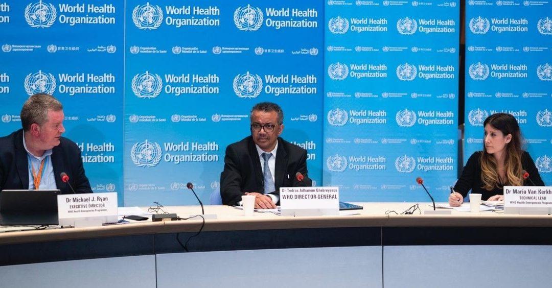 OMS advierte que la pandemia podría alcanzar el mayor pico de contagios