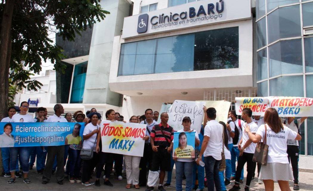 Por mala praxis cuatro doctores de la clínica barú podrían ir a la cárcel