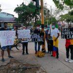Habitantes del Campestre exigen al distrito arreglar canales pluviales