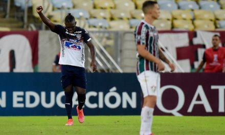 Junior venció a Fluminense en el Maracaná y revivió en la Copa Libertadores