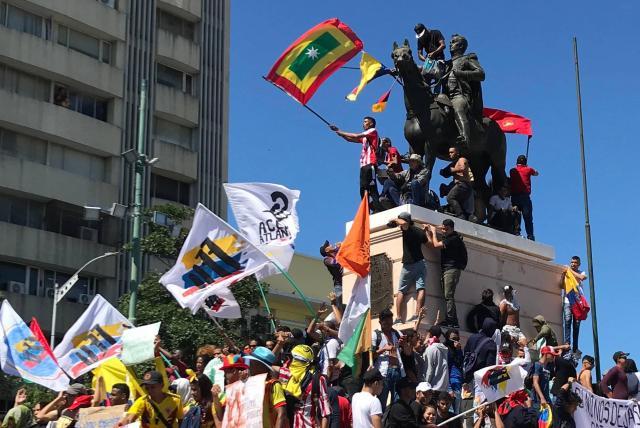 Juventudes de Barranquilla se levantan de la mesa de dialogo con el gobierno