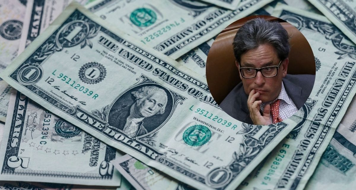 Salió Carrasquilla y subió el dólar en Colombia