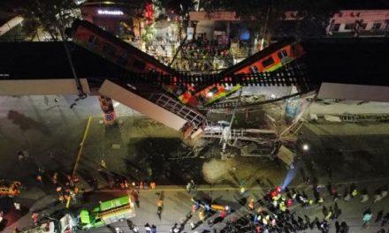 Accidente en el metro de Ciudad de México deja al menos 23 fallecidos