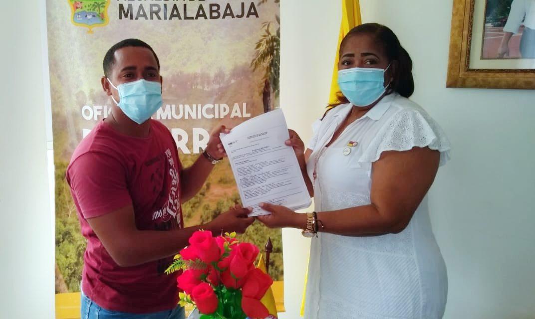 14 nuevas familias son propietarias legales de sus predios en María La Baja