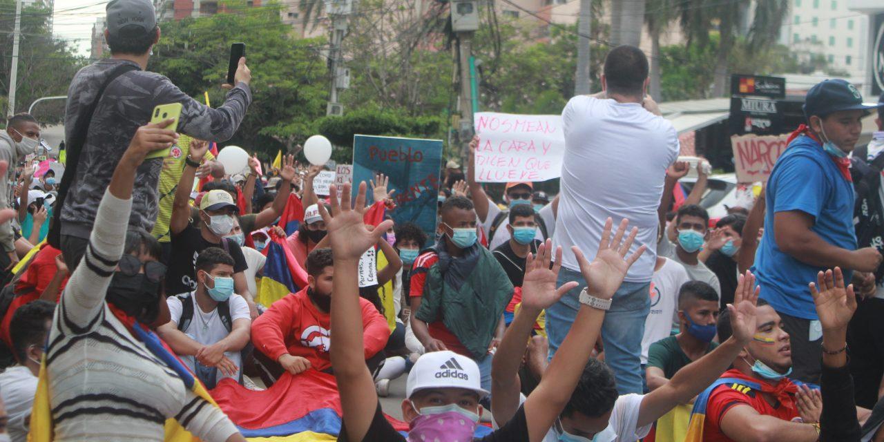¿Sabes cuáles son tus derechos al protestar en Colombia?