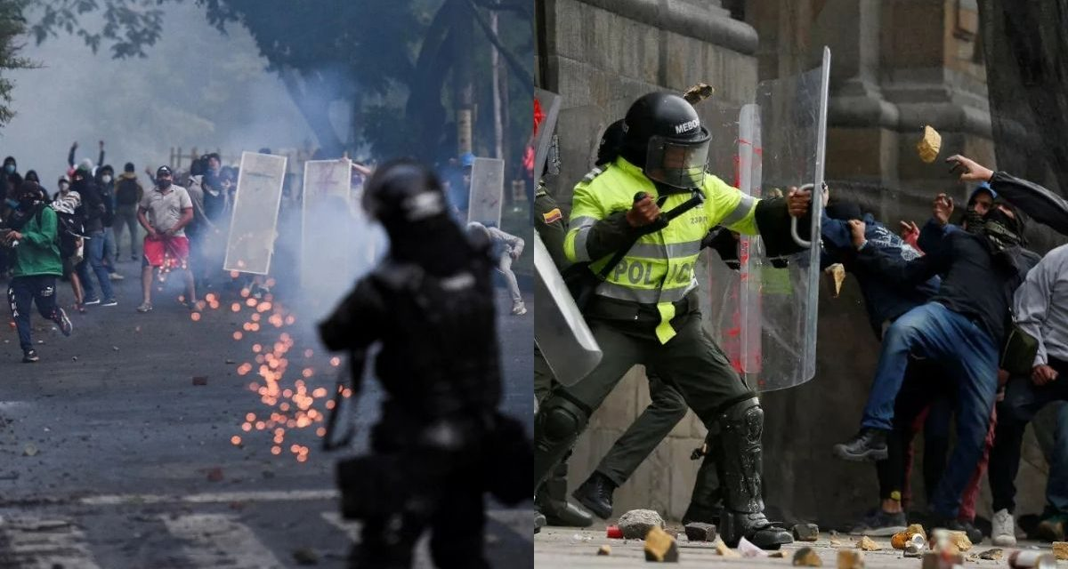 Fiscalía investiga 14 asesinatos en las protestas y 3 involucran a la Policía