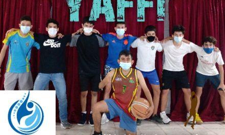 YAFFI, la nueva escuela de baloncesto gratuita para los jóvenes cartageneros