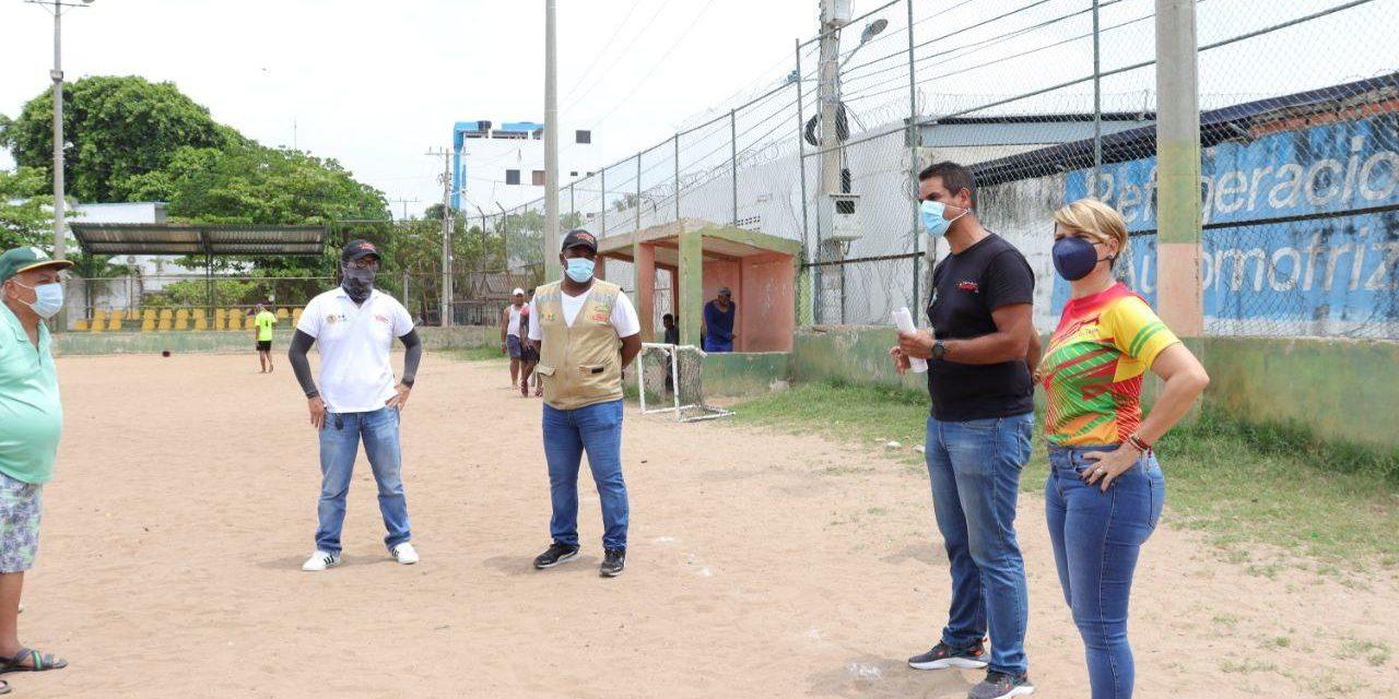 IDER realizará intervención en 41 escenarios deportivos de la ciudad