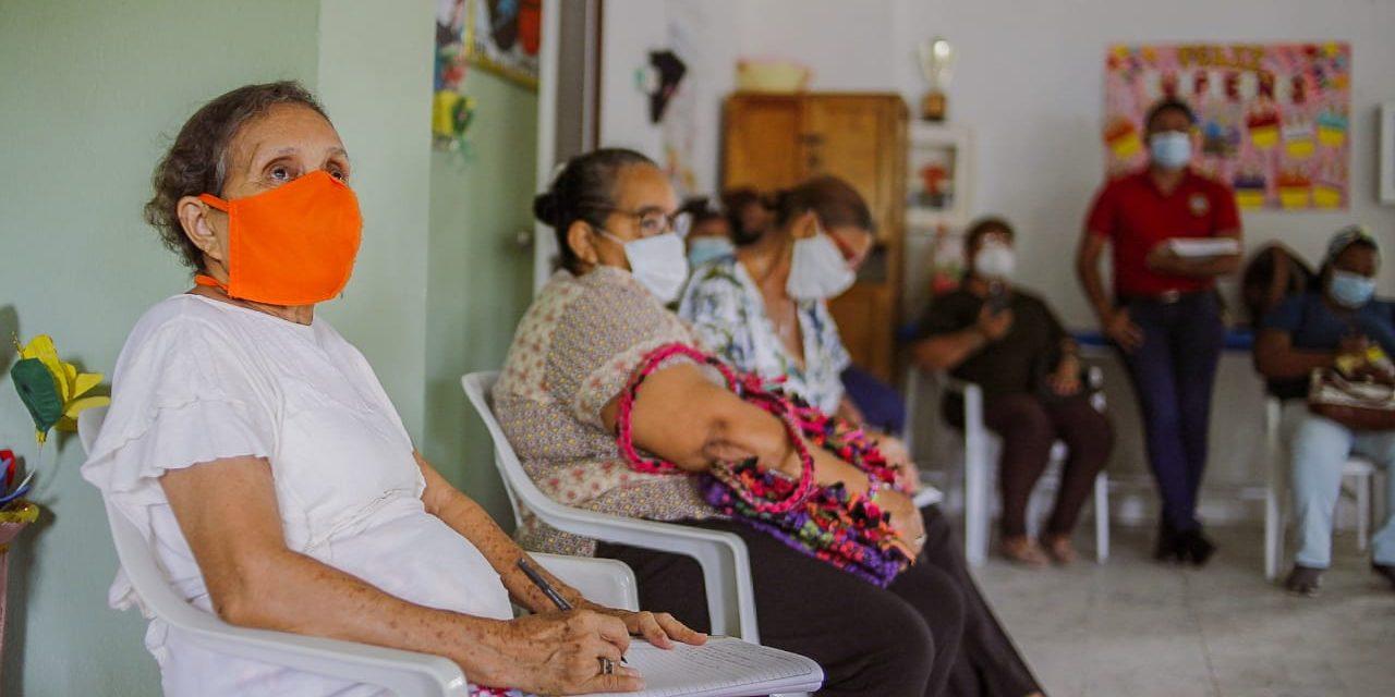 ¡Cartagena! El distrito ya está pagando el subsidio al adulto mayor