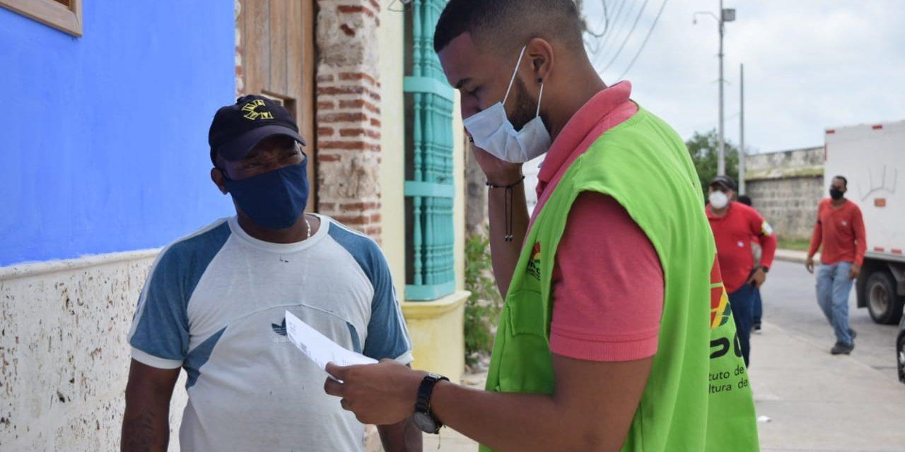 IPCC suspende obras en Centro Histórico de Cartagena y Getsemaní