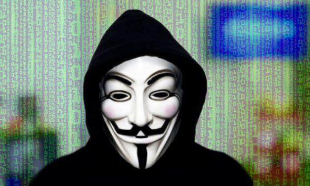La organización de hackers Anonymous se pronuncia ante la situación de Colombia