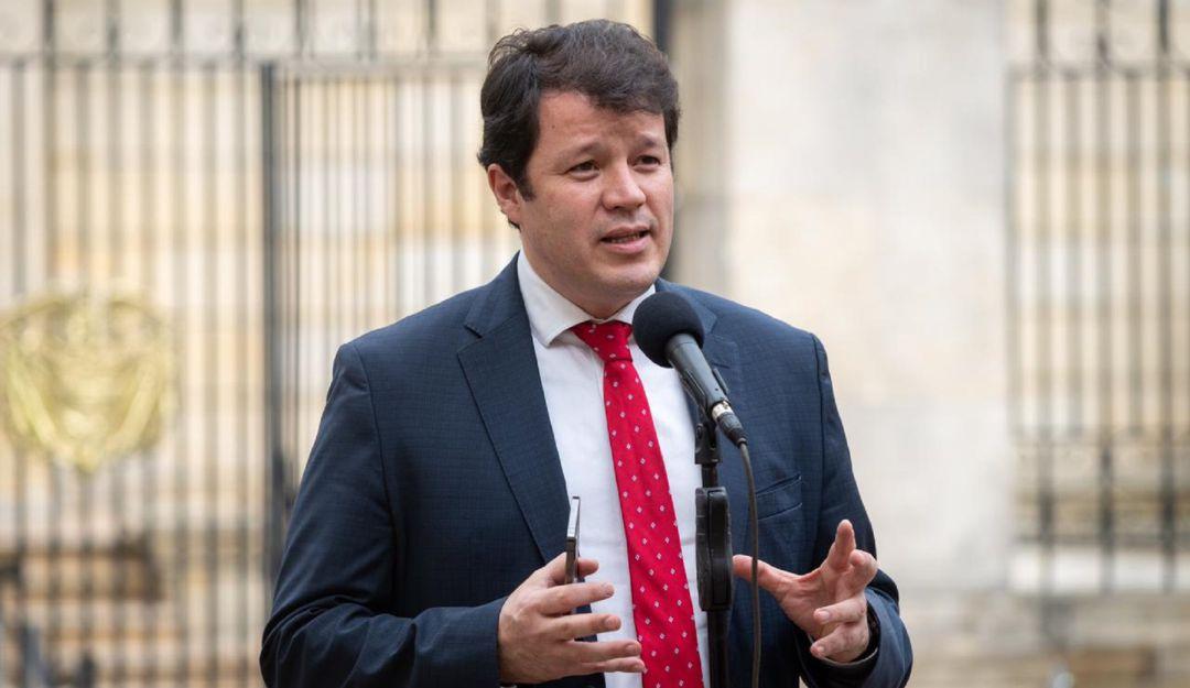 Director del DAPRE aseguró que las marchas generaron un hipercontagio de Covid-19