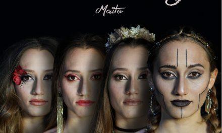 Maite empieza «El Inicio del Viaje» con su nuevo sencillo musical «Vikingo»