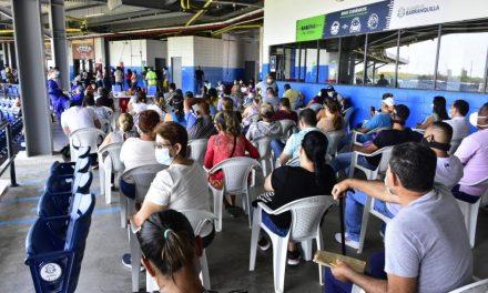 Barranquilla llega a los 500 mil vacunados contra la COVID-19