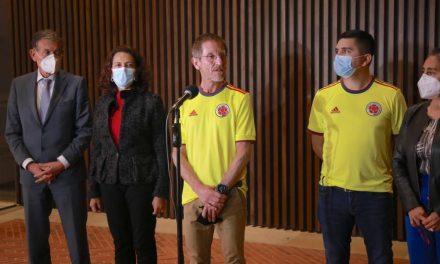 Emilio Archila critica al comité del paro por no continuar con los diálogos