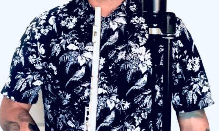 """El flautista venezolano Eric Chacón presenta su sexto álbum de estudio, titulado """"Cosmic 305"""""""