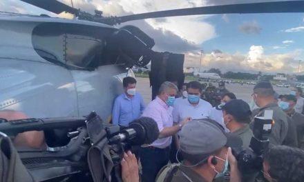 En detalle: el atentado contra el helicóptero del presidente Duque