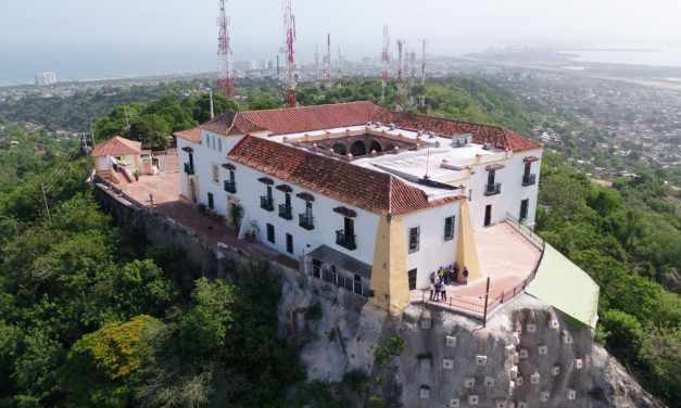 El Distrito terminará obras de intervención en La Popa