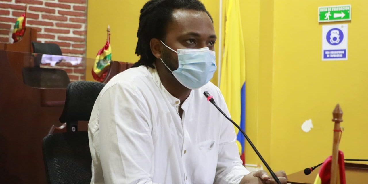 «Seguiremos trabajando para Cartagena y las evidencias sustentan nuestra labor»: secretario de participación ante el concejo