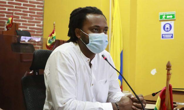 """""""Seguiremos trabajando para Cartagena y las evidencias sustentan nuestra labor"""": secretario de participación ante el concejo"""