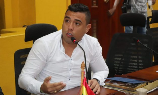 Concejal Sergio Mendoza en desacuerdo al regreso a clases de manera presencial