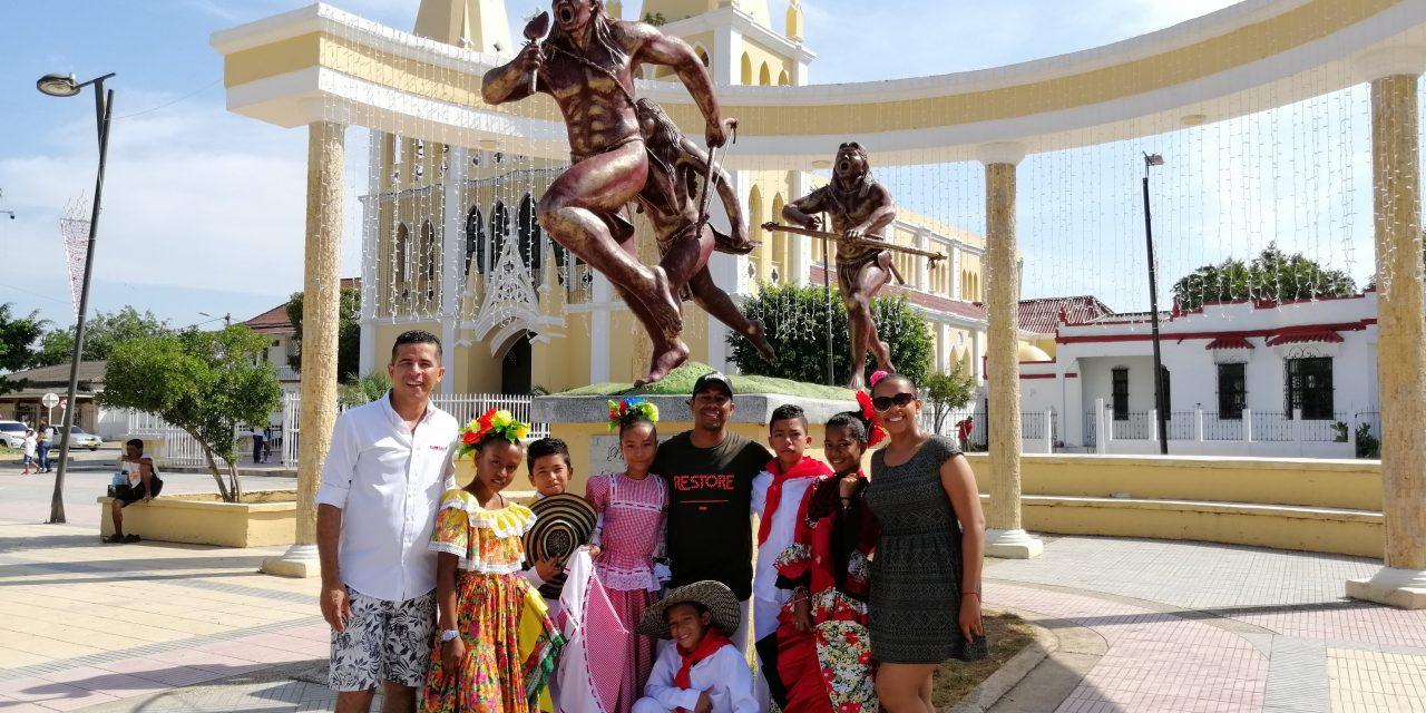 Inició la realización del proyecto histórico y cultural, «Guía2 X El Arte» en Turbaco